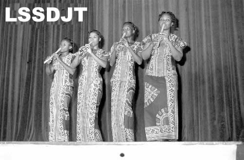 1980-7-9 First International Cultural Festival held in Accra, Ghana