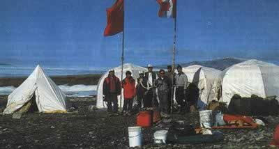 1986-7-9 Chinese mainland Arctic expedition