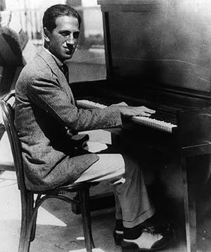 1937-7-11 American composer George Gershwin's death