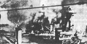 1940-7-12 British wiped out the French fleet in Algeria