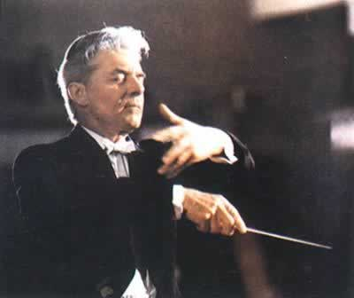 1989-7-16 World renowned conductor Herbert von Karajan's death