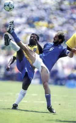1994-7-17 Brazilian soccer team was the the Fifteenth World Cup champion