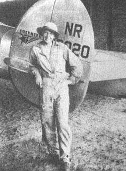 1937-7-18 Explorer missing Earhart to fly around the world