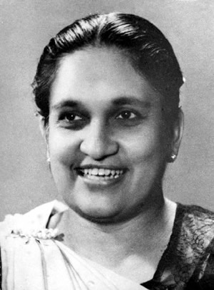 1960-7-21 Sirimavo Bandaranaike became the first female Prime Minister of Sri Lanka