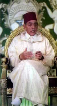 1999-7-23 Morocco's King Hassan II's death