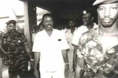1996-7-25 A military coup in Burundi