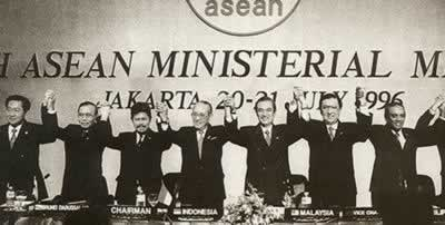 China for the first time to participate in the ASEAN meeting
