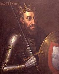 1139-7-26 Alfonso I victory over the Moors, became the first king of Portugal
