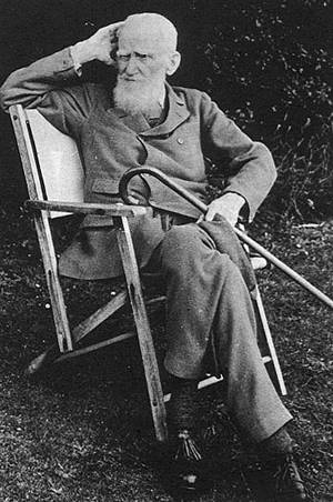 1856-7-26 George Bernard Shaw's birthday