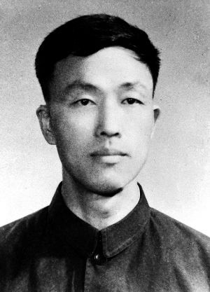 1938-8-1 The birth of the optical expert Jiang Zhuying