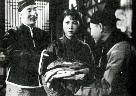 1928-8-3 Chinese actress Tian Hua was born
