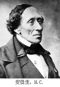 1875-8-4 Danish writer Hans Christian Andersen's death