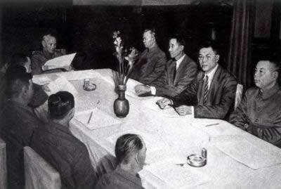 "1950-8-5 Taiwan KMT launched the ""reform movement"""