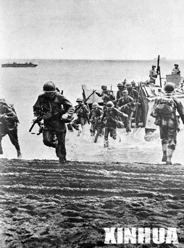 1942-8-7 The beginning of the Battle of Guadalcanal