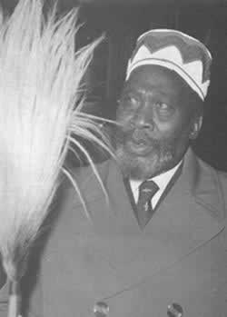 1961-8-12 British release Kenya nationalists Kenyatta