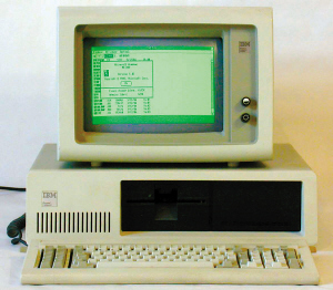 "1981-8-12 ""PC"" was born"