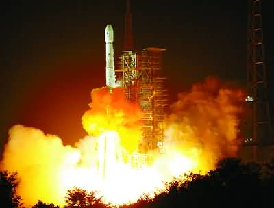 "1997-8-20 ""Long March III B"" carrier rocket successfully launched"
