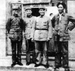 1936-8-25 Chinese Communist Party sent a letter to the KMT advocated the second cooperation