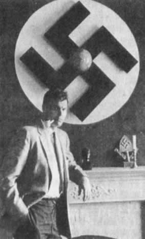 1967-8-25 American Nazi Party leader was killed