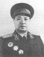 1981-8-25 People's Liberation Army generals Fu Qiutao died