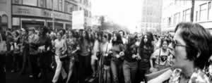 1970-8-26 The U.S. million women gained the right to vote, the 50th anniversary celebration of