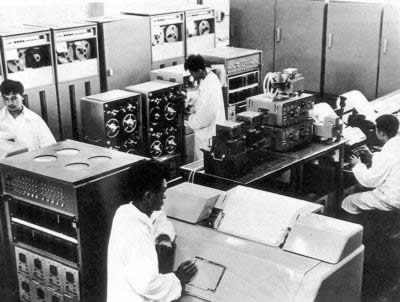 1973-8-26 China's first million computer successful trial