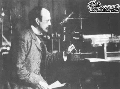 1940-8-30 Physicist JJ Thomson's death in Cambridge, England