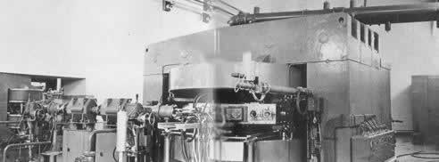 1958-8-30 China's first atomic reactor cyclotron began operation