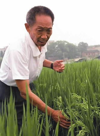 "1930-9-7 ""Father of hybrid rice"" Yuan Longping was born"