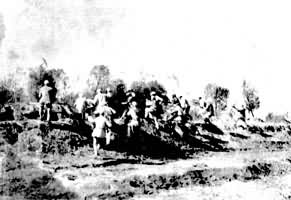 1947-9-1 East China Field Army insider Corps held Jiaodong Battle