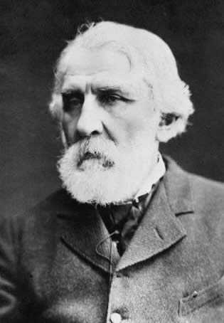 1883-9-3 The death of a famous Russian writer Turgenev