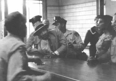 1958-9-3 Martin Luther King, Jr. was arrested for vagrancy.