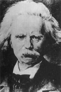 1907-9-4 Norwegian composer Edvard Grieg's death