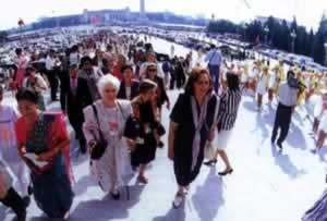 1995-9-4 Fourth World Conference on Women in Beijing opening