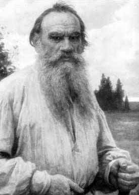1828-9-9 Russian writer Lev Tolstoy's Birthday