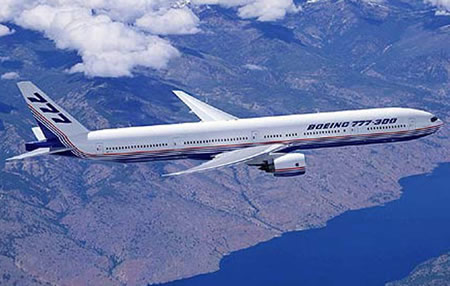1997-9-9 Boeing launched the world's longest passenger aircraft