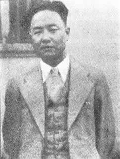 1943-9-11 The Wang puppet agents ringleader Li Shiqun poisoned by the Army