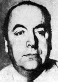 1973-9-23 The death of the famous Chilean poet Pablo Neruda
