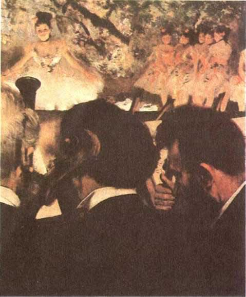 1917-9-26 French Impressionist painter Degas's death
